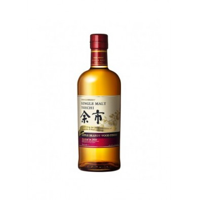 Bouteille de whisky Yoichi Apple Brandy