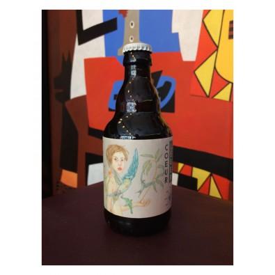 Bouteille de bière Brasseurs Cueilleurs Cœur Léger