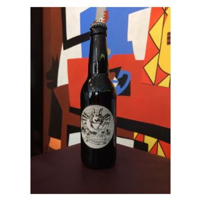 Bouteille de bière Demongrass