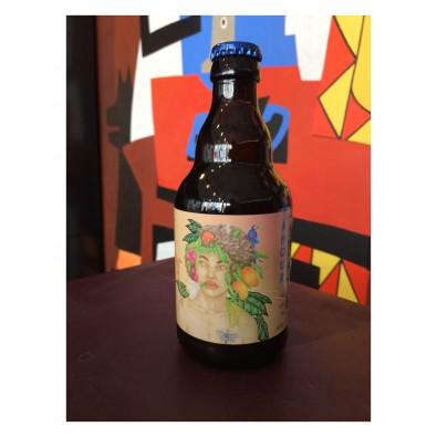 Bouteille de bière Brasseurs Cueilleurs Amour Pulpe