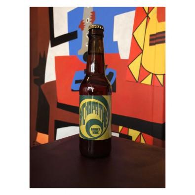 Bouteille de bière Seillone Sychopathe Barley Wine