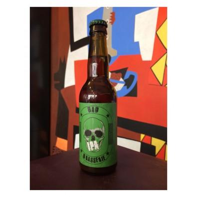 Bouteille de bière Bad IPA