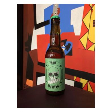 Bouteille de bière Bad Apa Combava