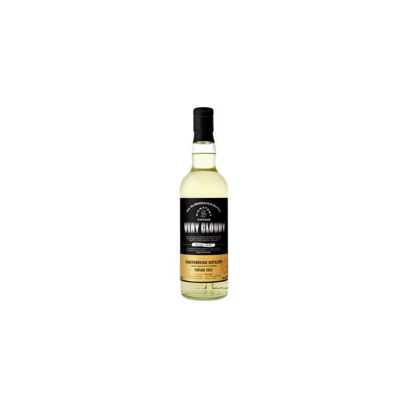 Bouteille de whisky Cameronbridge 8 ans