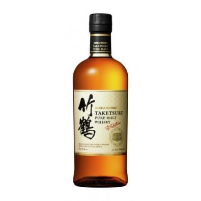 Bouteille de whisky Nikka Taketsuru Pure Malt 2020