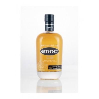 Bouteille de whisky Eddu Silver