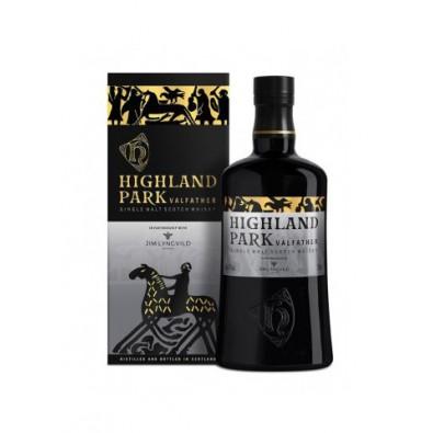 Bouteille de whisky Highland Park Valfather
