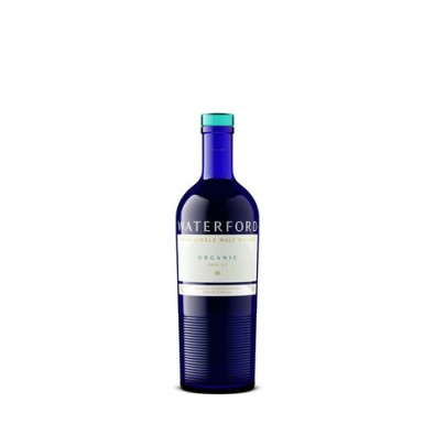 Bouteille de whisky Waterford Organic Gaia 1.1