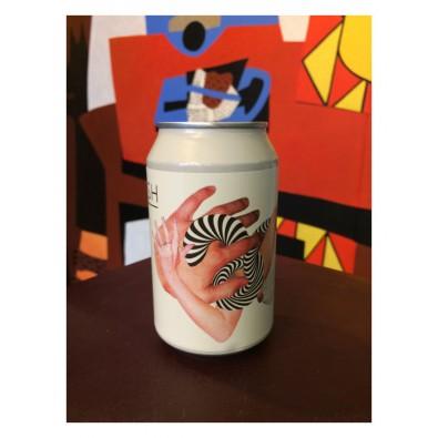 Canette de bière Whiplash Body Riddle