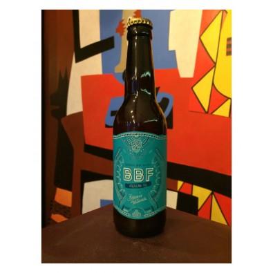 Bouteille de bière BBF American Ale