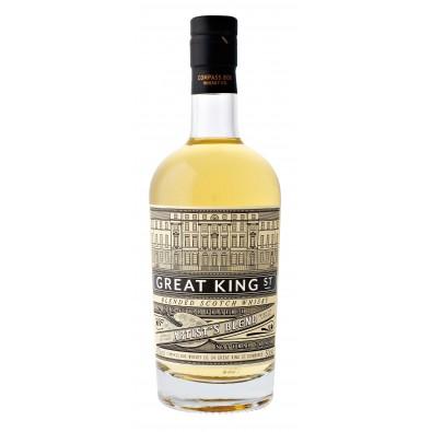 Bouteille de whisky Great King Street Artist's Blend