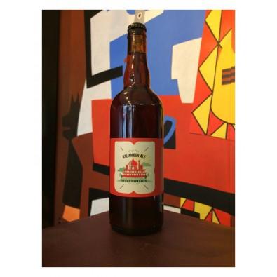 Bouteille de bière Effet Papillon Rye Amber Ale