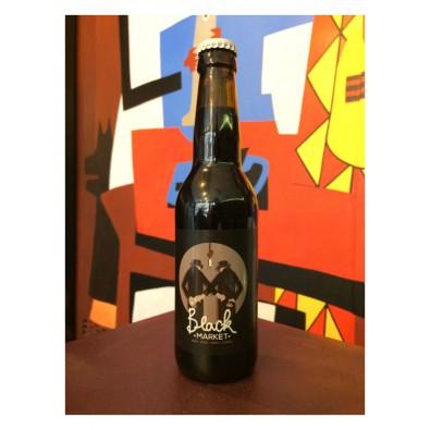 Bouteille de bière Craig Allan Black Market
