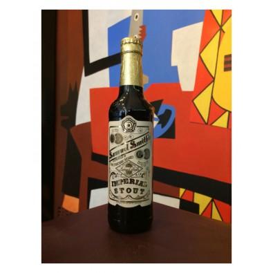 Bouteille de bière Samuel Smith Imperial Stout
