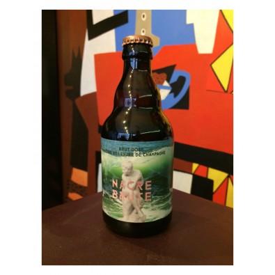 Bouteille de bière Brasseurs Cueilleurs Nacre Brute