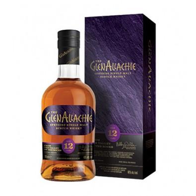 Bouteille de whisky Glenallachie 12 ans