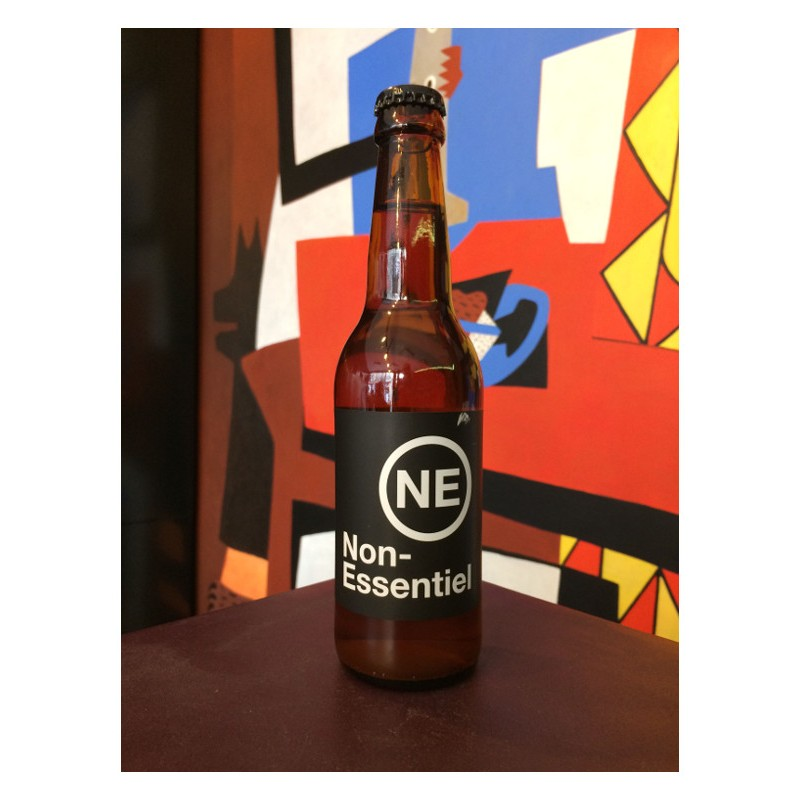 Bouteille de bière Non-Essentiel - IPA