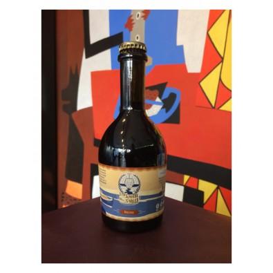 Bouteille de bière La Mousse des Sables Brune