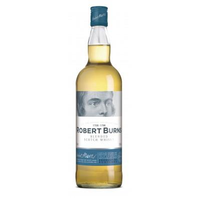 Bouteille de whisky Robert Burns