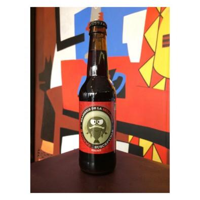 Bouteille de bière Seillonne Susceptible