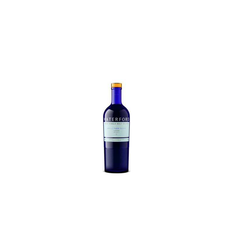 Bouteille de whisky Waterford Lacken 1.1