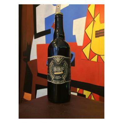 Bouteille de bière BBF Old Ale