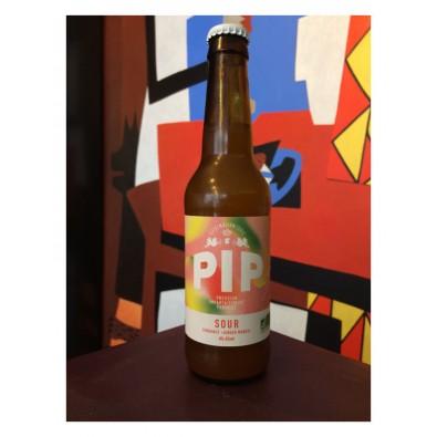 Bouteille de bière Pip Sour Ginger Mango