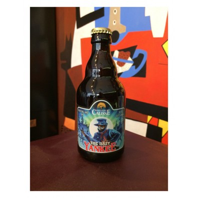 Bouteille de bière Brasserie du Causse The Hazy Yankee