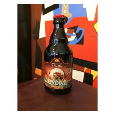 Bouteille de bière Brasserie du Causse L'Ondine Flamboyante