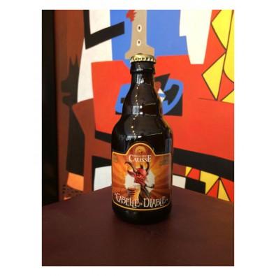Bouteille de bière Brasserie du Causse La Caselle du Diable
