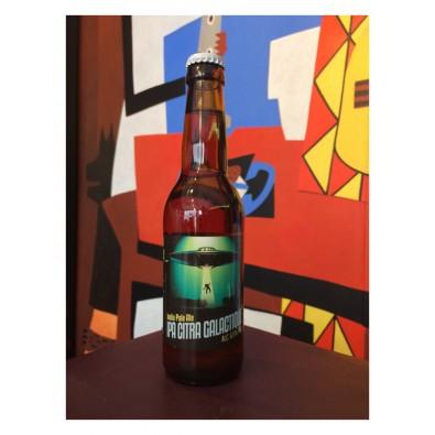 Bouteille de bière Brasserie du Grand Paris Citra Galactique