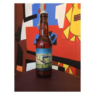 Bouteille de bière Brasserie du Grand Paris Aussie Tour Pils