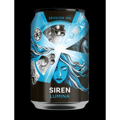 Canette de bière Siren Craft Brew Lumina