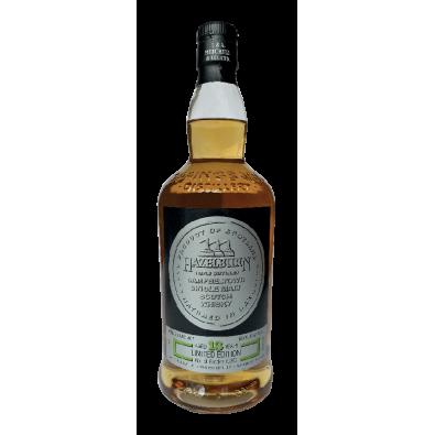 Bouteille de whisky Hazelburn 13 ans