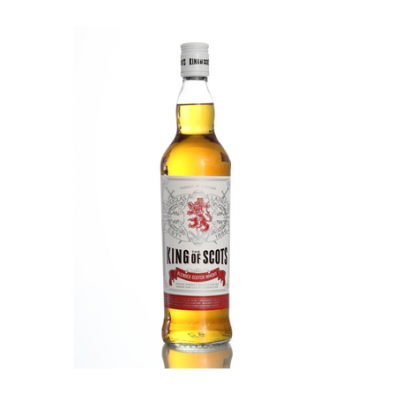 Bouteille de whisky The King of Scots