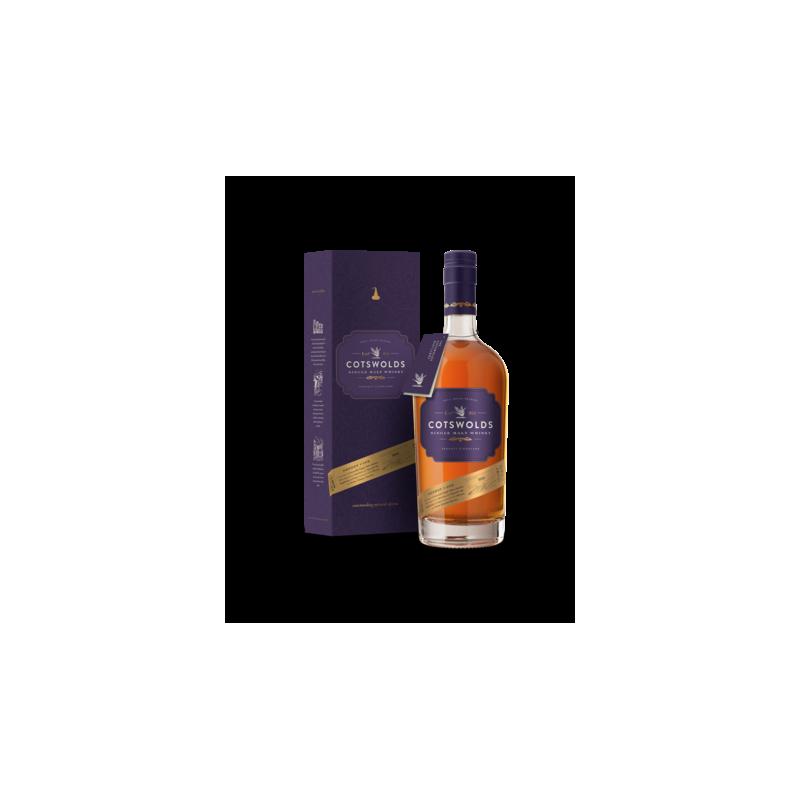 Bouteille de whisky Cotswolds Sherry Cask
