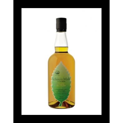 Bouteille de whisky Ichiro's Malt Double Distilleries