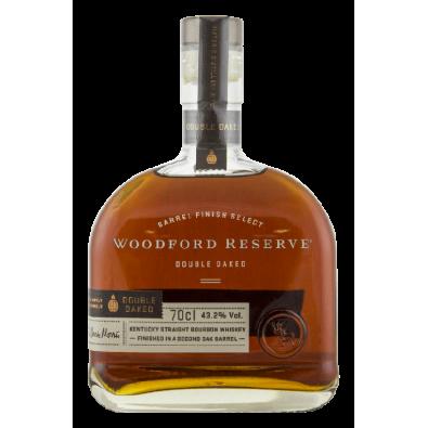 Bouteille de bourbon Woodford Reserve Double Oaked
