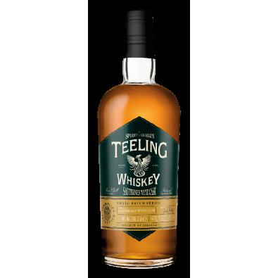 Bouteille de whisky Teeling Sommelier Sauternes