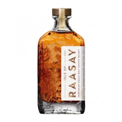 Bouteille de whisky Isle of Raasay Lightly Peated
