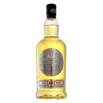Bouteille de whisky Hazelburn 10 ans