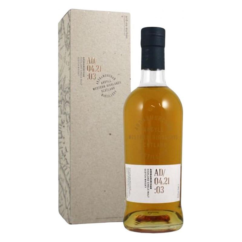 Bouteille de whisky Ardnamurchan AD/04.21:03