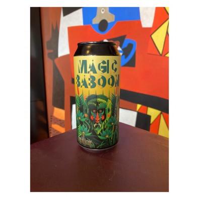 Canette de bière La Débauche Magic Baboon