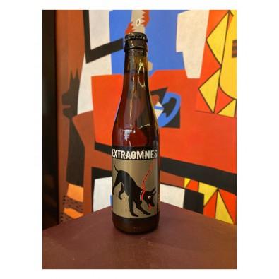Bouteille de bière Extraomnes Tripel