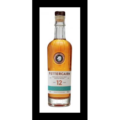 Bouteille de whisky Fettercairn 12 ans