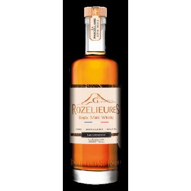 Bouteille de whisky Rozelieures Thiachamps