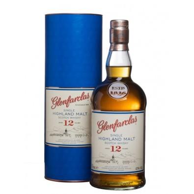 Bouteille de whisky Glenfarclas 12 ans