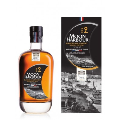 Bouteille de whisky Moon Harbour Pier 2