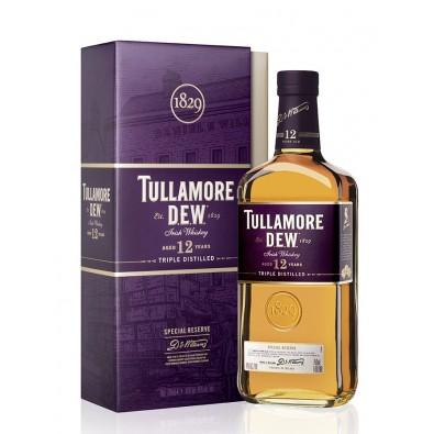 Bouteille de whisky Tullamore Dew 12 ans