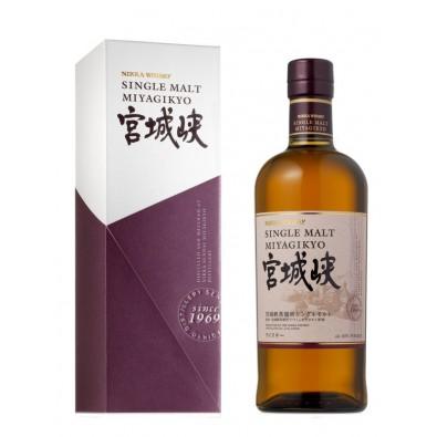 Bouteille de whisky Miyagikyo